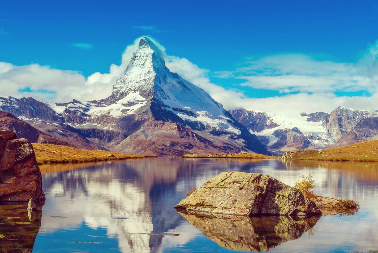 Туры в Швейцарию из Казани,Гора Маттерхорн