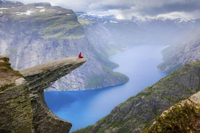 Туры в Норвегию из Казани