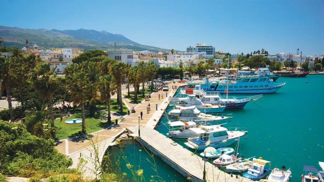 Горящие туры в Грецию из Казани