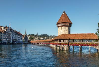 Туры из Казани в Швейцарию