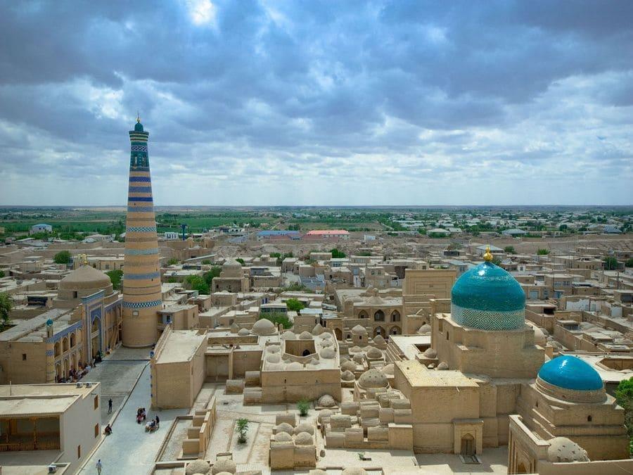 Туры в Узбекистан из Казани