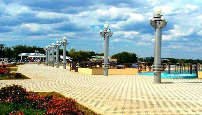 Туры в Анапу из Казани