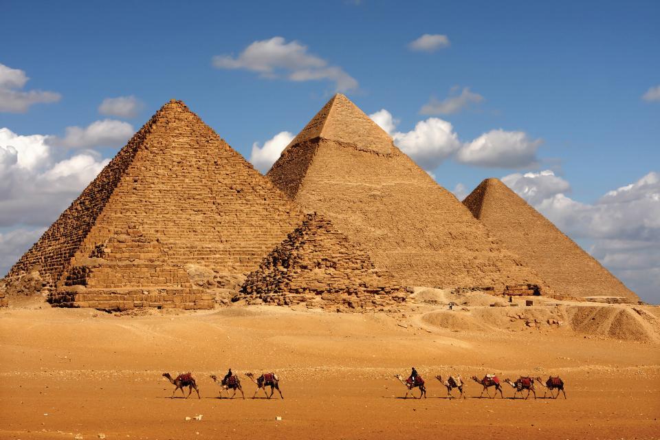 Туры в Египет из Казани