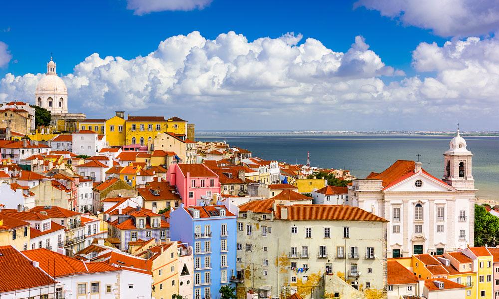 Лиссабон Туры в Португалию