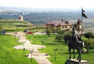 Автобусные экскурсии из Казани в Елабугу