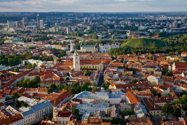 Туры в Литву из Казани