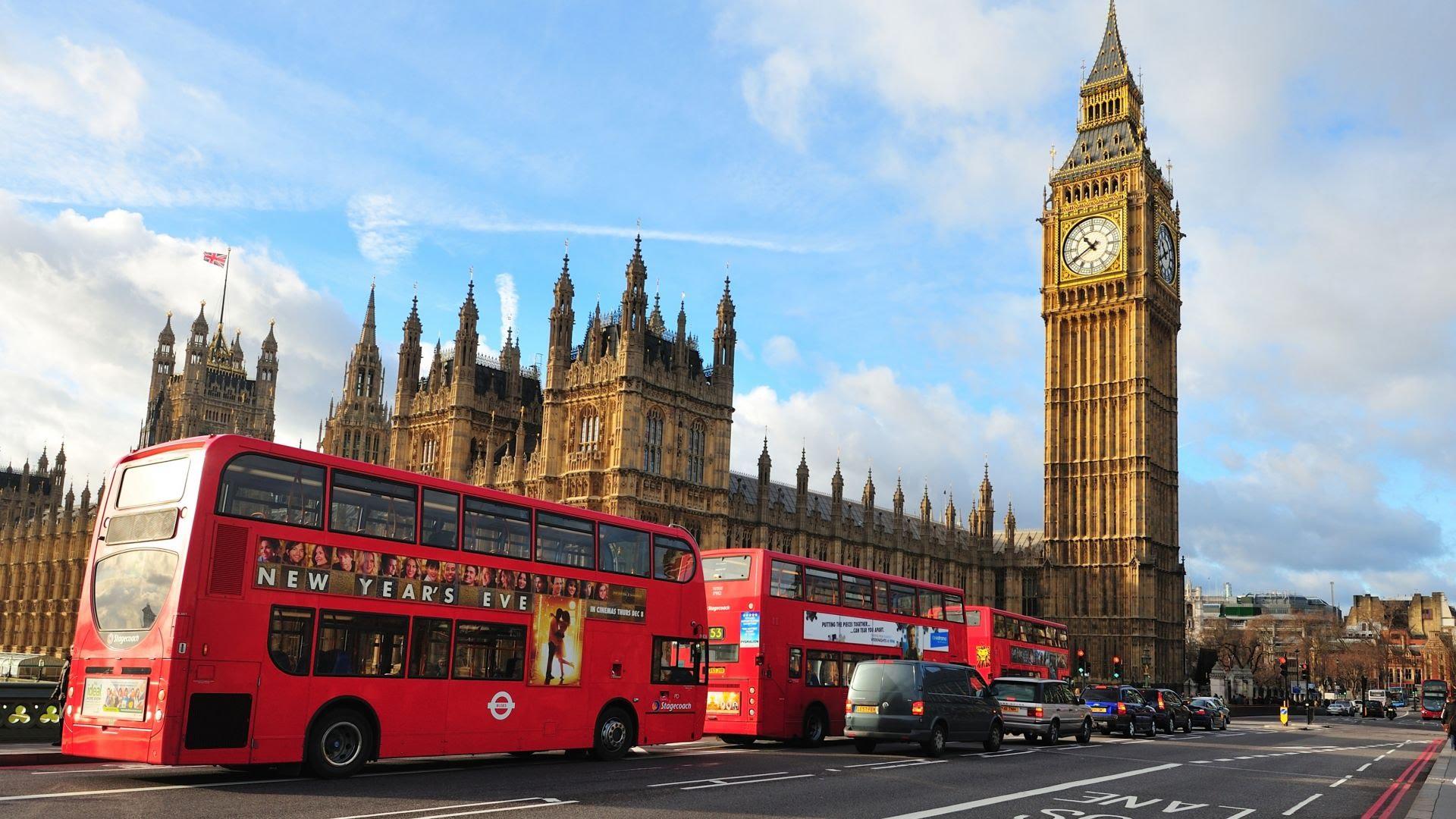 Туры в Великобританию из Казани