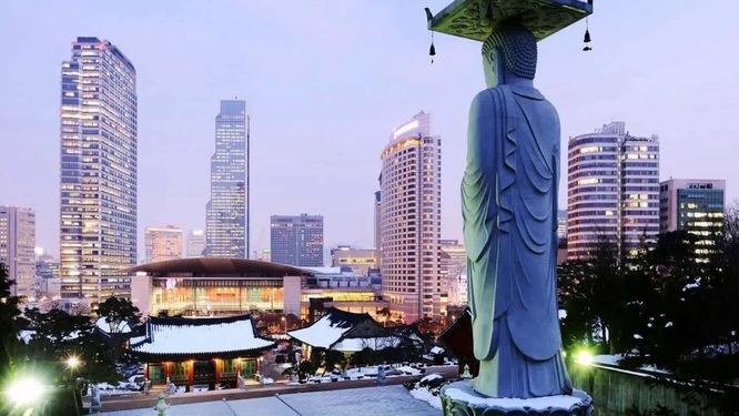 Туры в Южную Корею