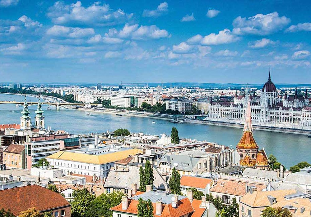 Туры в Венгрию из Казани,Будапешт