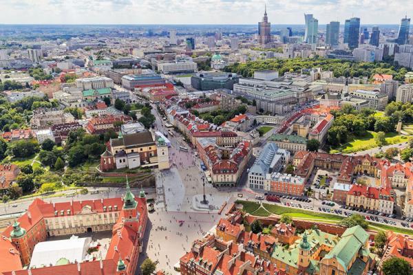 Туры в Польшу из Казани