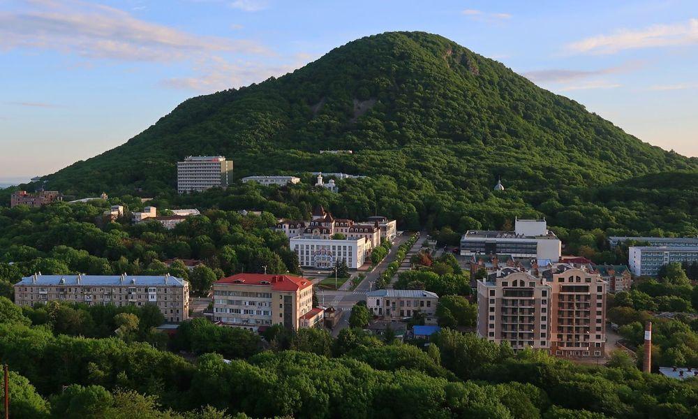 Железноводск Туры на Кавказские Минеральные воды из Казани